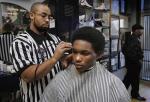 Christianity, Barber Shop