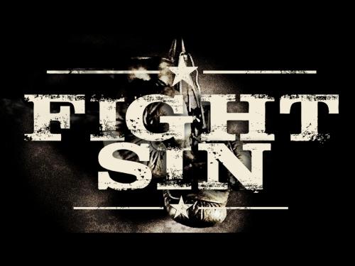 fight sin