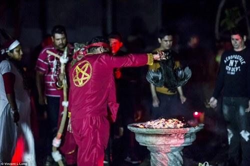 satan worship